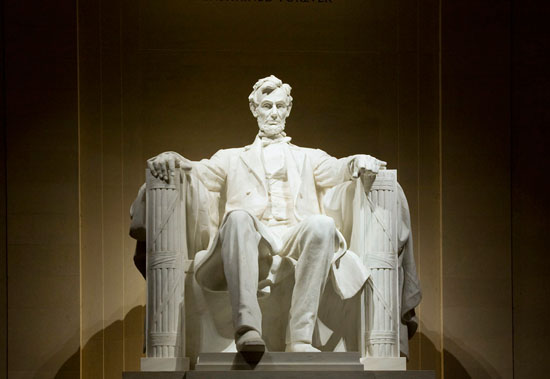 John Snell Photography Lincoln Memorial Statue